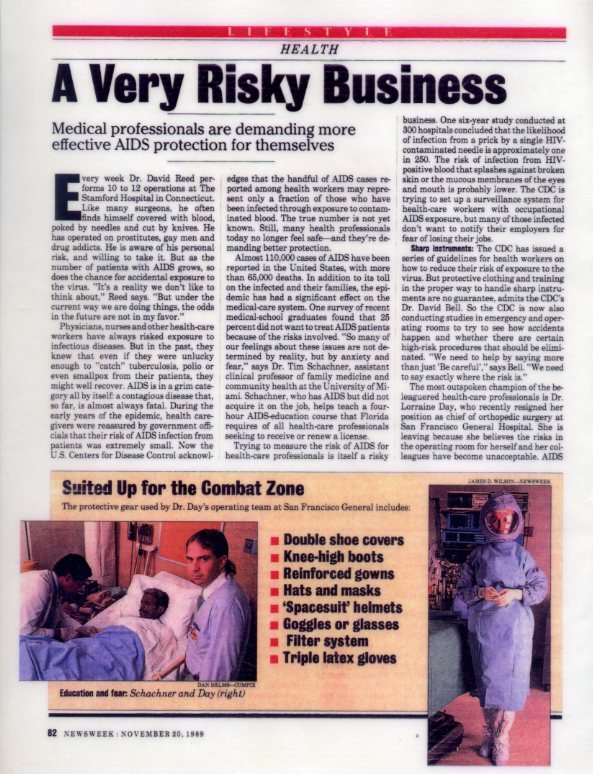 newsweek health and wellness proper care articles